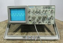 Tektronix Model 2210 Two-Channel 50/10 MHz Analog/Digital Storage Oscilloscope