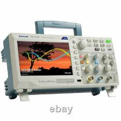 Tektronix TBS1032B 2 Channel Digital Storage Oscilloscope Bandwidth 30MHz