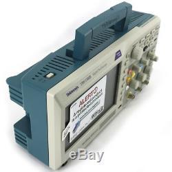 Tektronix TBS1102B Digital Storage Oscilloscope 100 MHz 2 Channel 2 GS/s