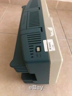 Tektronix TDS2014B Digital Storage Oscilloscope 4 Ch 100Mhz 1GSa/s