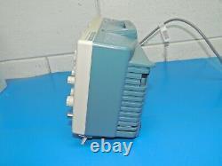 Tektronix TDS2014C Digital Storage Oscilloscope with 4 TPP0201 Probes