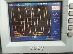 Tektronix TDS2024 4 channel Digital Storage Oscilloscope, 200MHZ, 2Gs/s