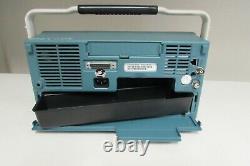 Tektronix TDS3034B Digital Storage Oscilloscope 300MHz 2.5GS/s