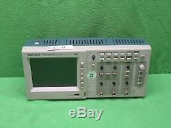 Tektronix TDS 1001B 2-Channel Digital Storage Oscilloscope 40MHz 500MS/s Tested