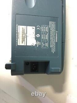 Tektronix TDS 1002 Digital Storage 2-Channel Oscilloscope(Missing Knobs)