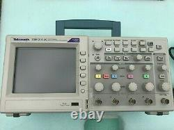 Tektronix TDS-2014C 4 Channel, 100MHz 2GS/s Digital Storage Oscilloscope