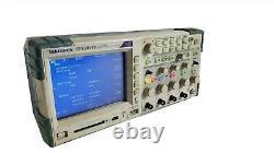 Tektronix TPS2014B Digital Storage Oscilloscope 1GS/s 4 Isolated Analog Channel