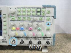 Tektronix TPS 2024 2GS/s Four Channel Digital Storage Oscilloscope Parts/Repair