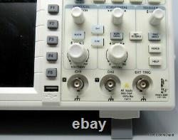 Tenma 72-8705A Digital Storage Oscilloscope 50MHz 1Gs/second Works Great