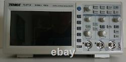 Tenma 72-8710 Digital Storage Oscilloscope, 2 Channel, 100 MHz, 1 GSPS