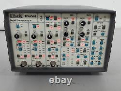 Thurlby DSA524 Digital Storage Adaptor 2 Channel Digital Lab