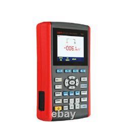 UNI-T UTD1025CL 3.5 Handheld Digital LCD Storage 25MHz Mini USB Oscilloscopes