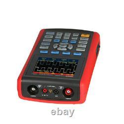 UNI-T UTD1025DL Handheld Digital Storage Oscilloscopes 2CH 7'' widescreen