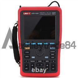 UNI-T UTD1102C Handheld Digital Storage Oscilloscope Tester 100MHZ 500MS/s