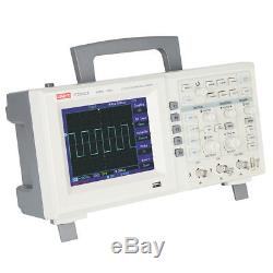 UNI-T UTD2062CE 60MHz 1Gs/s Digital Storage Oscilloscope 2-Ch 5.7'' LCD UK Stock