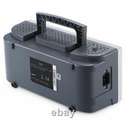 UNI-T UTD2102CEX 2CH 100MHZ 1GS/s Digital Storage Oscilloscope USB OTG Interface