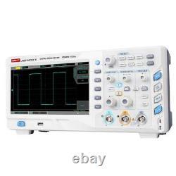 UNI-T UTD2102CEX-II Digital Storage Oscilloscope 2CH 100MHz bandwidth 8-inch