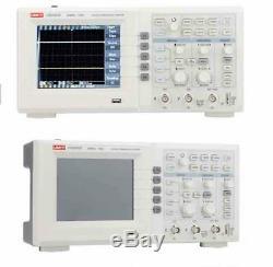 UNI-T UTD2202CE 200MHz 1Gs/s Digital Storage Oscilloscope 2-Ch 5.7''LCD UK Stock