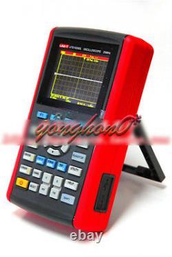 UTD1025DL Handheld Digital Storage Oscilloscopes 25MHz 2 Channels 250MS/s UNI-T