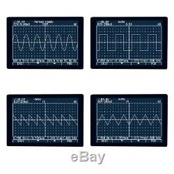 Upgraded MUSTOOL MDS8207 Intelligent Digital Storage Scopemeter 2 in 1Digital 40