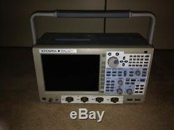 Yokogawa DL9140L 1Ghz Digital Storage Oscilloscope Tektronix DPO