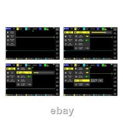 1013d Dual Channel Digital Storage Tablet Oscilloscope 100m Bande Passante 1gsa/s
