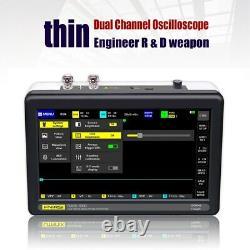 1013d Oscilloscope De Stockage Numérique À Double Canal 100mhz Bande Passante 1gs Taux D'échantillonnage