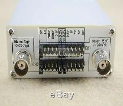 16 Canaux Synchronized Pc Ordinateur Usb Oscilloscope À Mémoire Numérique + CD