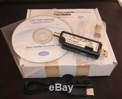 1gsps / 75mhz Usb Stylo Style Dso Digital Storage Oscilloscope