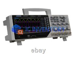 1pcs Hantek Dso4254c Digital Storage Oscilloscope 64k 4ch 250mhz Source De Signal