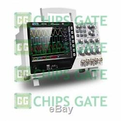 1pcs Hantek Dso4254c Digital Storage Oscilloscope 64k 4ch Source De Signal 250mhz