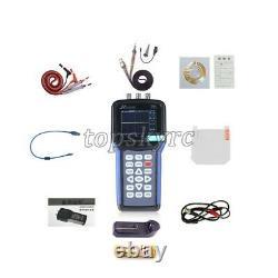 20mhz Portable LCD Digital Storage Oscilloscope Signal Generator For Car Repair