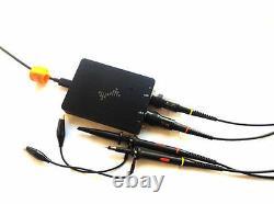 2 Canaux Pc Stockage Numérique Usb Oscilloscope 50mhz 200msa/s