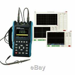 2 Dans Une Poche De Stockage Des Oscilloscopes Numériques Multimètre Numérique DMM 25mhz
