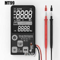2 En 1 Oscilloscope De Stockage Numérique Intelligent À Main Volt Courant Multimètre