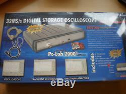 32ms / Oscilloscope De Stockage Numérique Faite Par Vellerman Pcs100 Uk Stock Z58