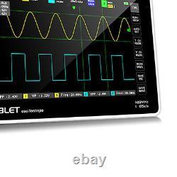 7 Comprimé Oscilloscope Stockage Numérique 100mhz 1gs/s Taux D'échantillonnage Plug Us