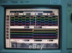 Agilent 54852a Infiniium Oscilloscope À Mémoire Numérique, 2ghz, 10gsa / S, 4-ch