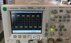 Agilent Dso6052a Digital Storage Oscilloscope 500mhz 4gsa / S Opt8mh