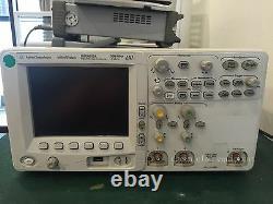 Agilent Dso6052a Stockage Numérique Oscilloscope 500mhz 4gsa/s Opt001+8mh