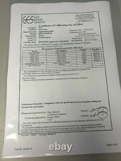 Agilent Dso-x 92004a 20ghz 80gsa/s Oscilloscope De Stockage Numérique Infini Opt. 8