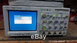 Agilent Infiniium 54855a 6ghz Quad 20 Éch / Digital Storage Oscilloscope