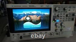 Agilent Infiniivision Dso-x 2002a 2ch 70mhz 2 Gsa/s Oscilloscope De Stockage Numérique