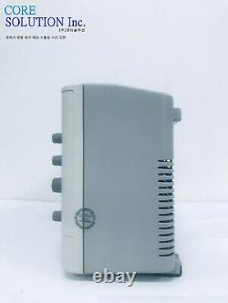 Agilent Infiniivision Dsox3034a Oscilloscope De Stockage Numérique