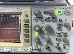 Agilent Technologies Dso3062a Stockage Numérique Oscilloscope 60mhz