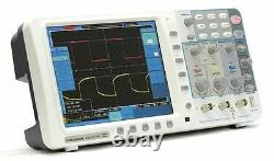 Aktakom Ads-2111mv Oscilloscope De Stockage Numérique 100mhz 1gsa/s + Vga