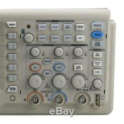 Annonces Digital Oscilloscope Stockage 60 Mhz Taux D'échantillonnage 1 G