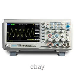 Atten Ads Ga1062cal Digital Storage Oscilloscope 60mhz 1g 2 Canaux