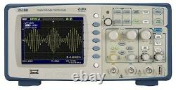 B & K Precision 2530b Digital Storage Oscilloscope 2 Canaux, 25 Mhz, 500 Msa / S