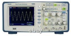 B&k Precision 2532b Digital Storage Oscilloscope 2 Canaux, 40 Mhz, 500 Msa/s